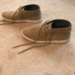 Lucky Brand Shoes - Lucky brand suede ankle boots